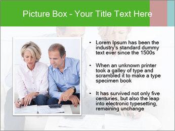 Mature couple PowerPoint Templates - Slide 13
