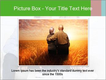 Mature couple PowerPoint Templates - Slide 15