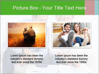 Mature couple PowerPoint Templates - Slide 18