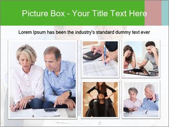 Mature couple PowerPoint Templates - Slide 19