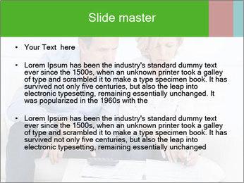 Mature couple PowerPoint Templates - Slide 2