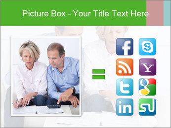 Mature couple PowerPoint Templates - Slide 21