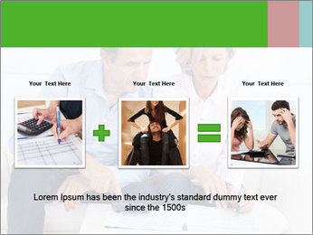 Mature couple PowerPoint Templates - Slide 22