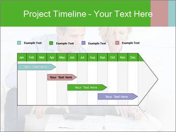 Mature couple PowerPoint Templates - Slide 25