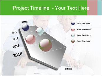 Mature couple PowerPoint Templates - Slide 26