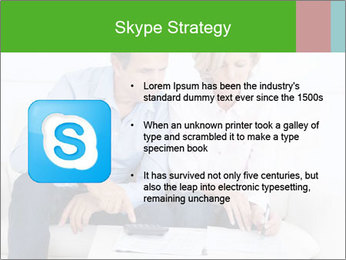 Mature couple PowerPoint Templates - Slide 8