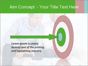 Mature couple PowerPoint Templates - Slide 83