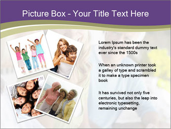 Two cheerful middle aged women PowerPoint Templates - Slide 23
