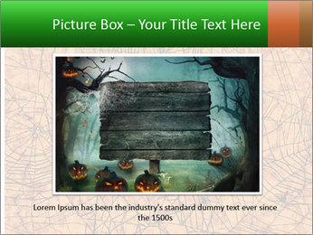 Seamless Halloween PowerPoint Templates - Slide 15