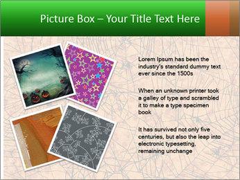 Seamless Halloween PowerPoint Templates - Slide 23