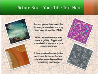Seamless Halloween PowerPoint Templates - Slide 24