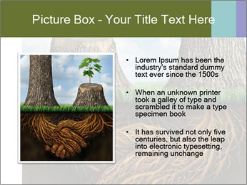 Business help and support concept PowerPoint Template - Slide 13
