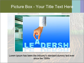 Business help and support concept PowerPoint Templates - Slide 15
