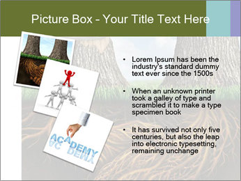Business help and support concept PowerPoint Template - Slide 17