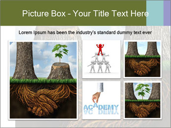 Business help and support concept PowerPoint Template - Slide 19