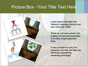 Business help and support concept PowerPoint Template - Slide 23