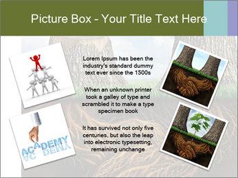 Business help and support concept PowerPoint Template - Slide 24