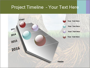 Business help and support concept PowerPoint Template - Slide 26