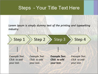 Business help and support concept PowerPoint Template - Slide 4