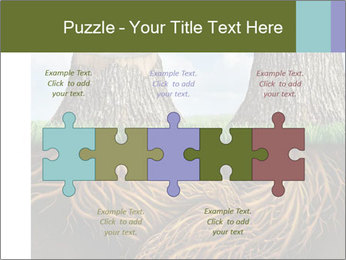 Business help and support concept PowerPoint Templates - Slide 41