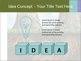 Business help and support concept PowerPoint Template - Slide 80