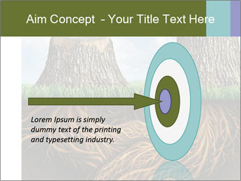 Business help and support concept PowerPoint Template - Slide 83
