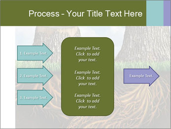Business help and support concept PowerPoint Templates - Slide 85