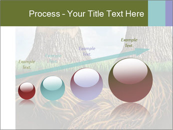 Business help and support concept PowerPoint Template - Slide 87