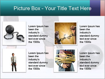 Business worker PowerPoint Template - Slide 14