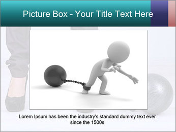 Business worker PowerPoint Template - Slide 15
