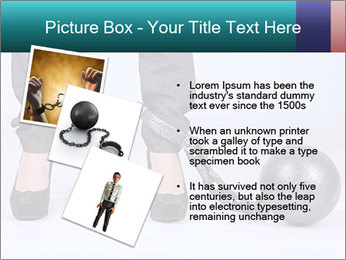 Business worker PowerPoint Template - Slide 17
