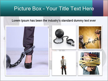 Business worker PowerPoint Template - Slide 19