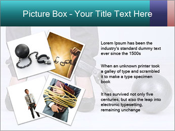 Business worker PowerPoint Template - Slide 23
