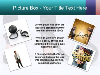 Business worker PowerPoint Template - Slide 24
