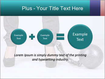 Business worker PowerPoint Template - Slide 75