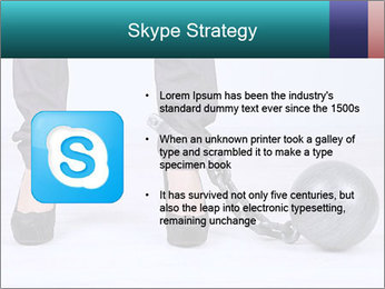 Business worker PowerPoint Template - Slide 8