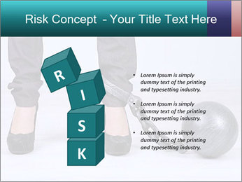 Business worker PowerPoint Template - Slide 81