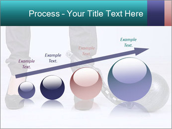 Business worker PowerPoint Template - Slide 87