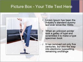 Cleaning vacuum PowerPoint Template - Slide 13