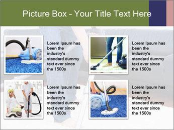 Cleaning vacuum PowerPoint Template - Slide 14
