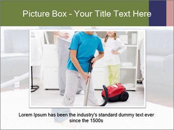 Cleaning vacuum PowerPoint Template - Slide 15