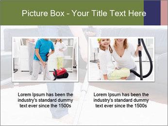Cleaning vacuum PowerPoint Template - Slide 18
