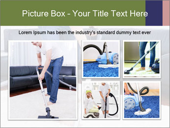 Cleaning vacuum PowerPoint Template - Slide 19