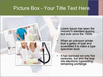 Cleaning vacuum PowerPoint Template - Slide 20