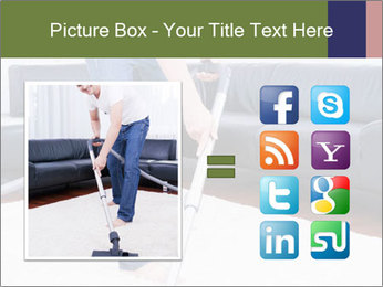 Cleaning vacuum PowerPoint Template - Slide 21
