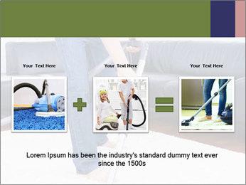 Cleaning vacuum PowerPoint Template - Slide 22