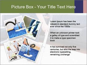 Cleaning vacuum PowerPoint Template - Slide 23