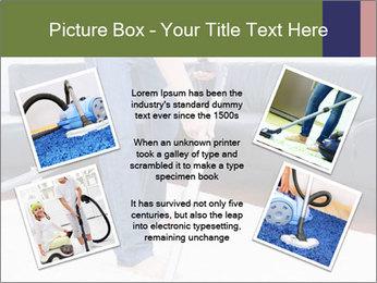 Cleaning vacuum PowerPoint Template - Slide 24