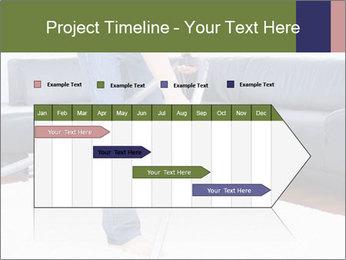 Cleaning vacuum PowerPoint Template - Slide 25