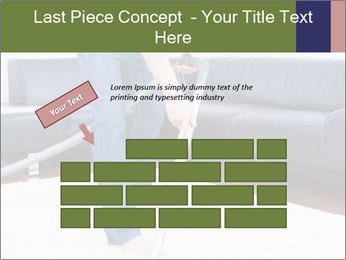 Cleaning vacuum PowerPoint Template - Slide 46